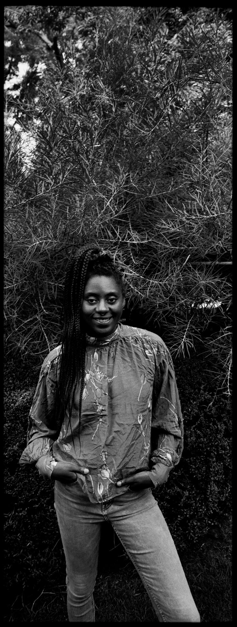 Farida Amadou by Laurent Orseau #3