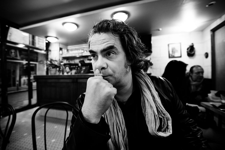 Hervé Baudat by Laurent Orseau #10