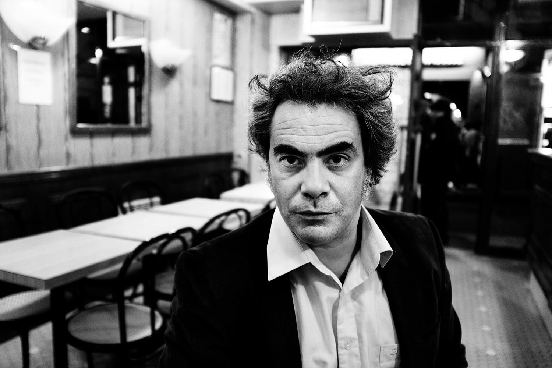 Hervé Baudat by Laurent Orseau #11