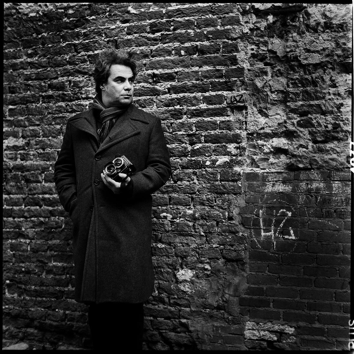 Hervé Baudat by Laurent Orseau #4