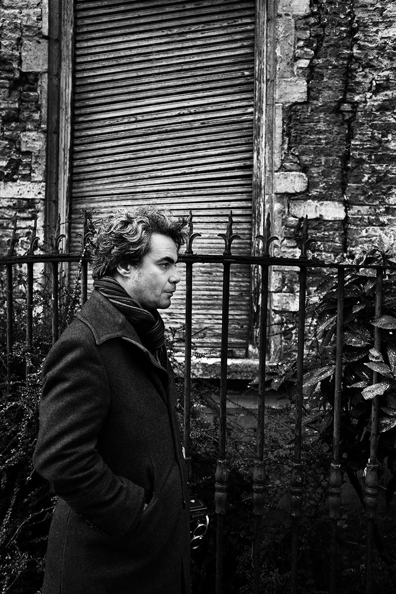 Hervé Baudat by Laurent Orseau #7