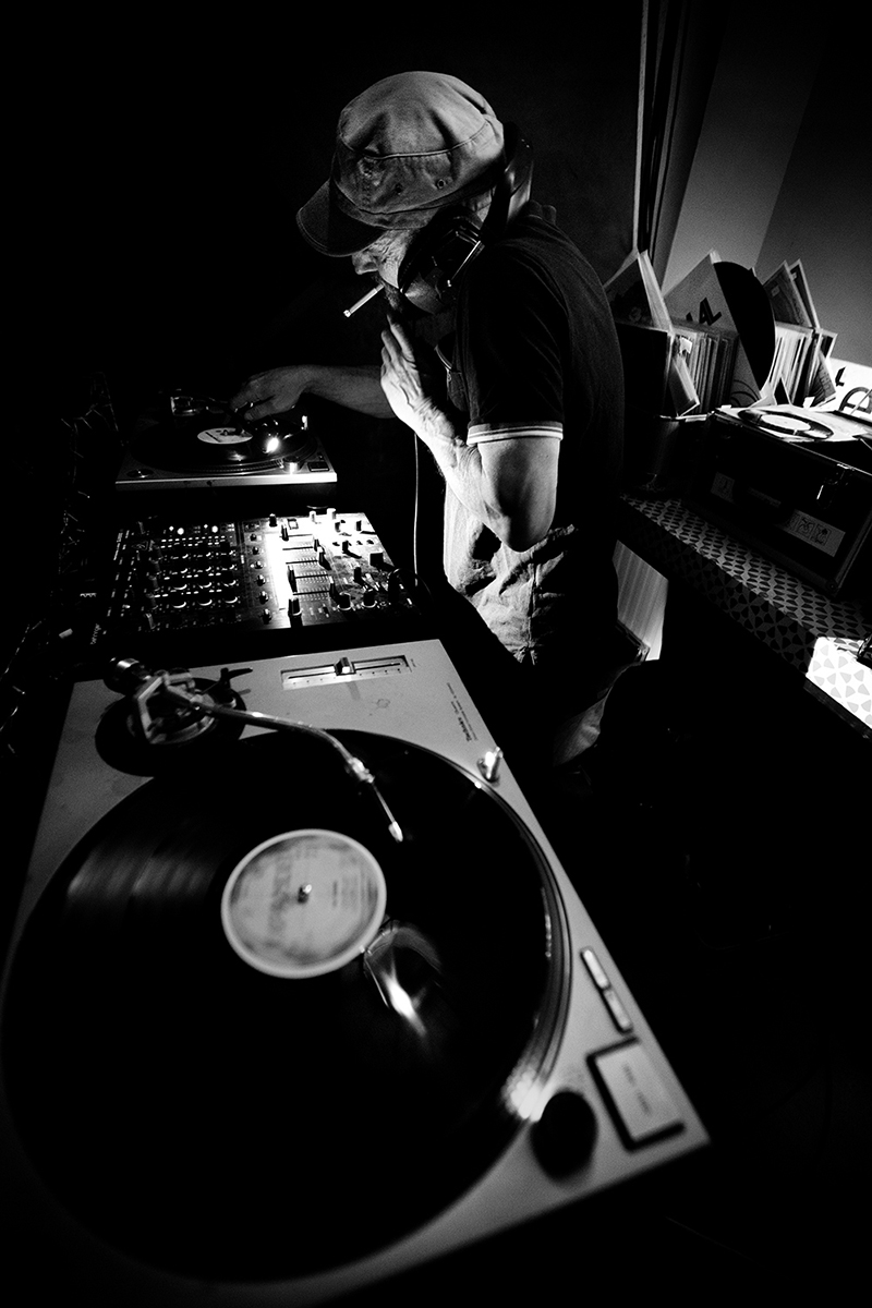 Johan Loones - DJ Klakke by Laurent Orseau #1