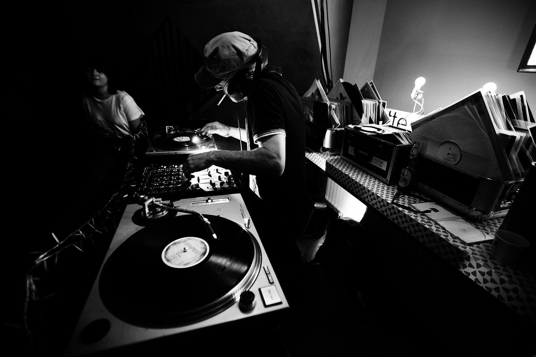 Johan Loones - DJ Klakke by Laurent Orseau #2