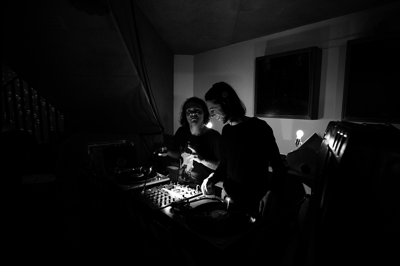Martin Vernier & Valentin Tableau - Label Ambiance by Laurent Orseau #1