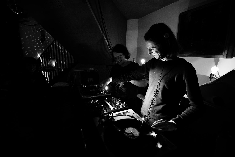 Martin Vernier & Valentin Tableau - Label Ambiance by Laurent Orseau #2