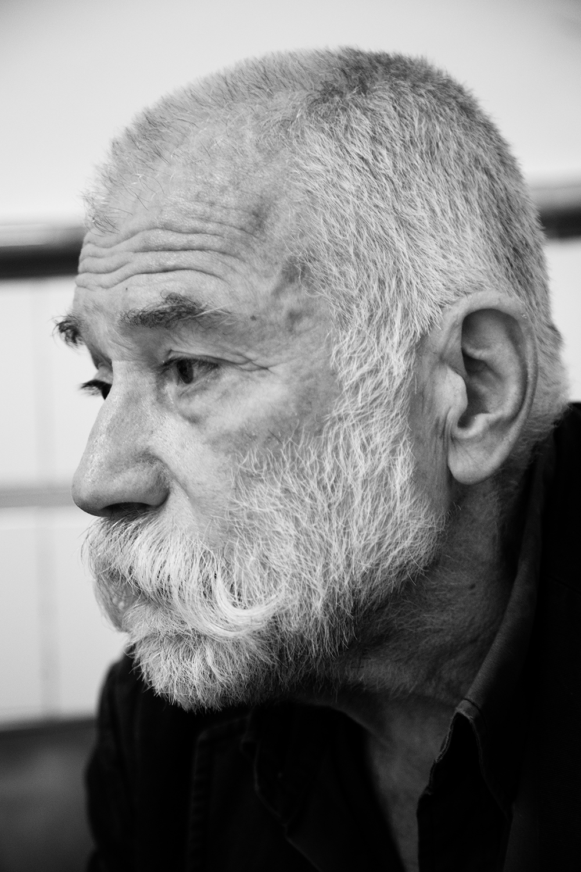 Peter Brötzmann Interviewed By Nico Bogaerts by Laurent Orseau #1