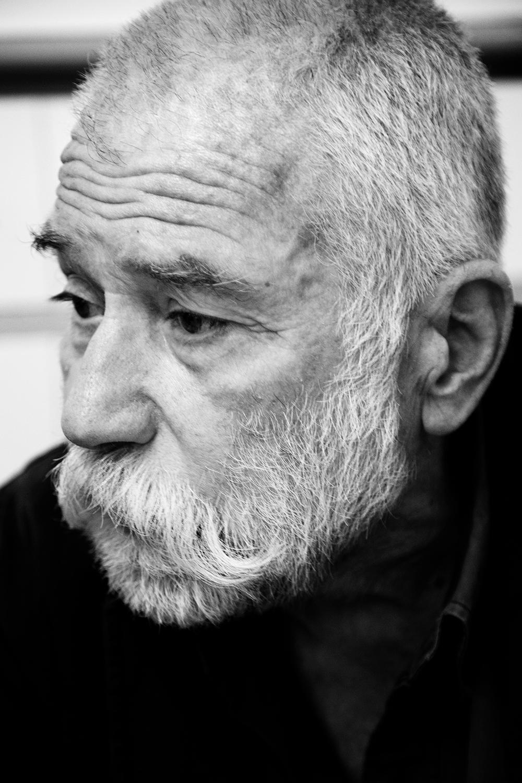 Peter Brötzmann Interviewed By Nico Bogaerts by Laurent Orseau #2