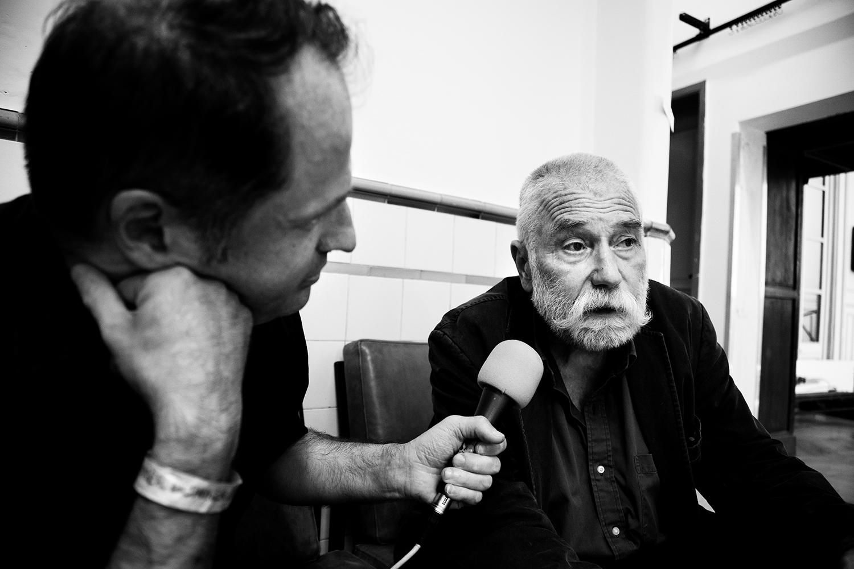 Peter Brötzmann Interviewed By Nico Bogaerts by Laurent Orseau #3