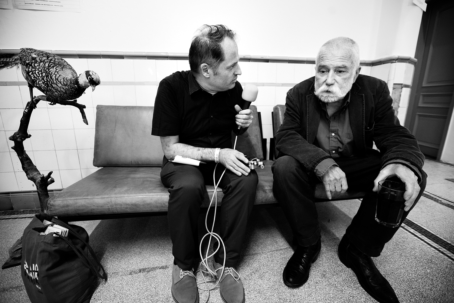 Peter Brötzmann Interviewed By Nico Bogaerts by Laurent Orseau #5