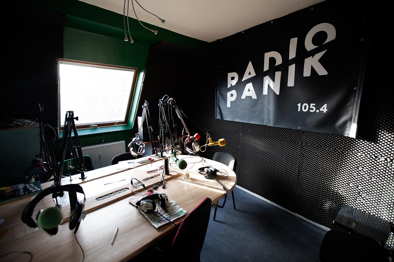 Radio Panik by Laurent Orseau #1