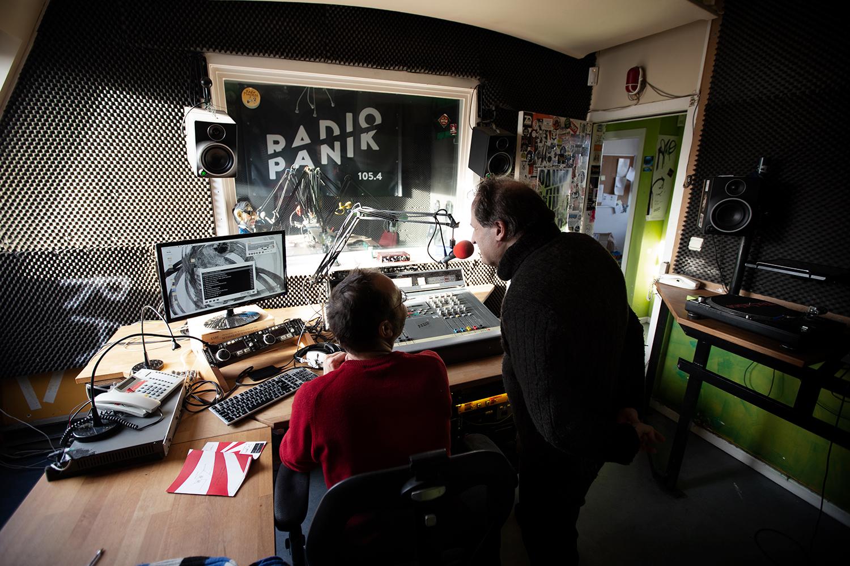 Radio Panik by Laurent Orseau #2