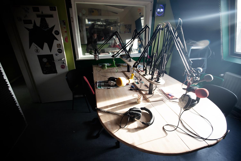Radio Panik by Laurent Orseau #5