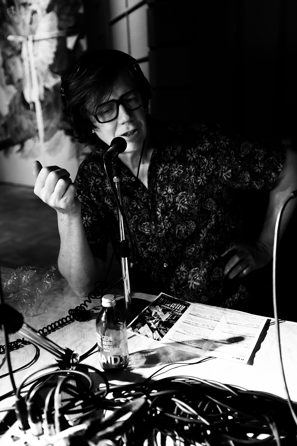 Thurston Moore Interviewed By Nico Bogaerts by Laurent Orseau #2