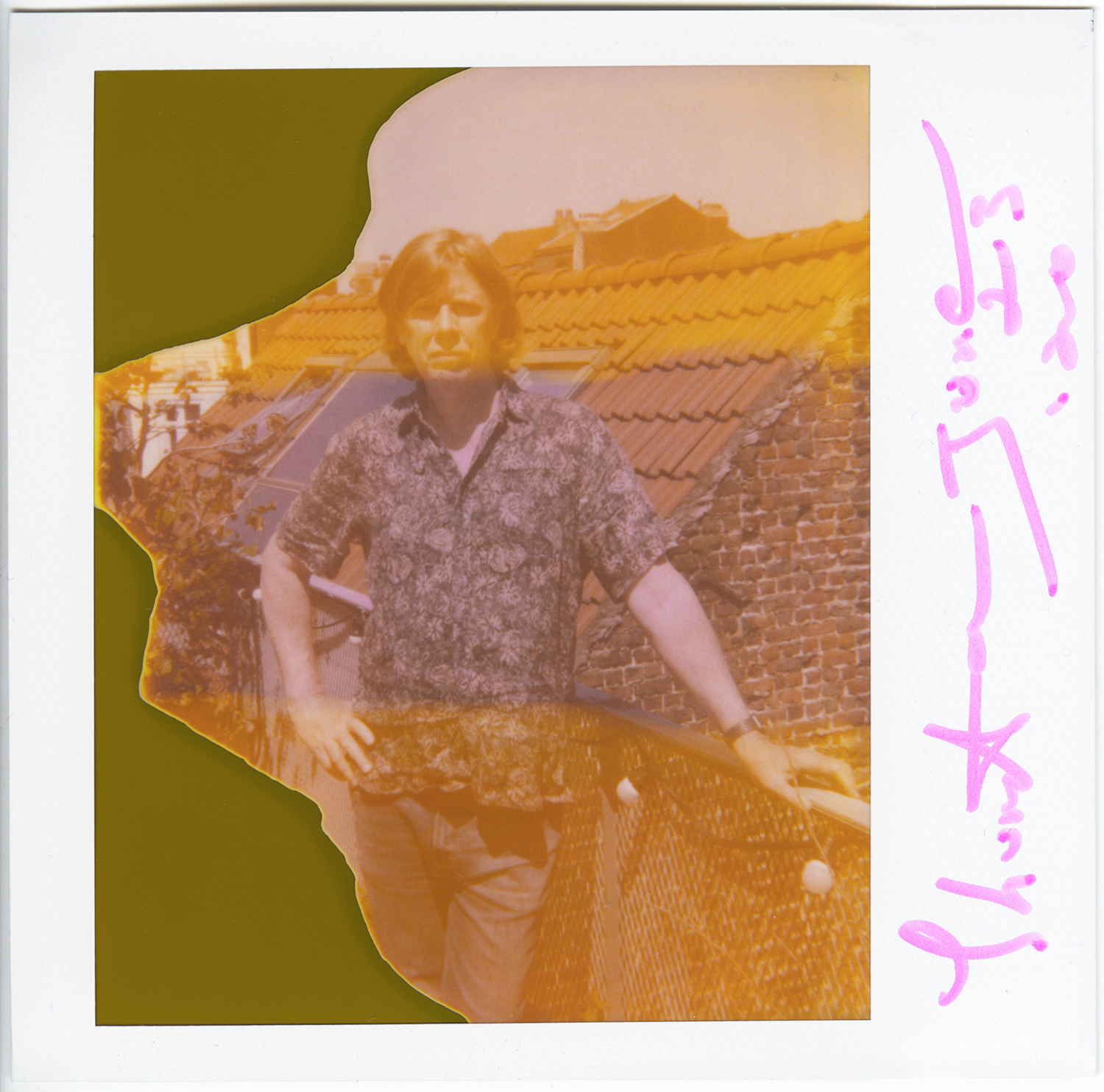 Thurston Moore by Laurent Orseau #2