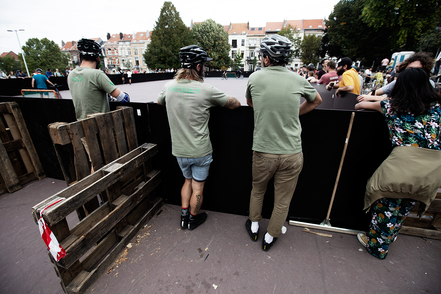 Brussels Bike Polo - Le Grand Royal 8 - 2019 by Laurent Orseau #11