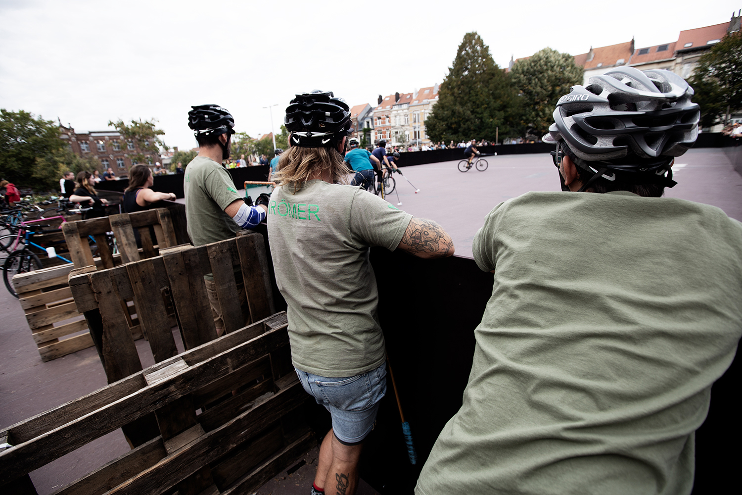 Brussels Bike Polo - Le Grand Royal 8 - 2019 by Laurent Orseau #12