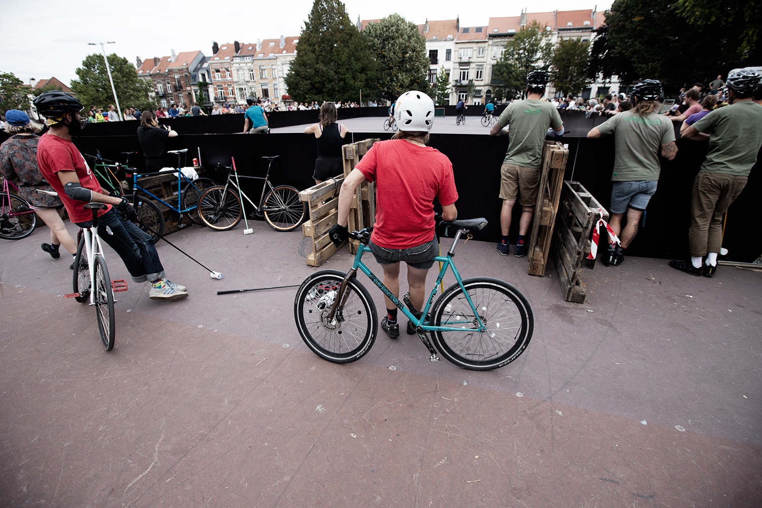 Brussels Bike Polo - Le Grand Royal 8 - 2019 by Laurent Orseau #16