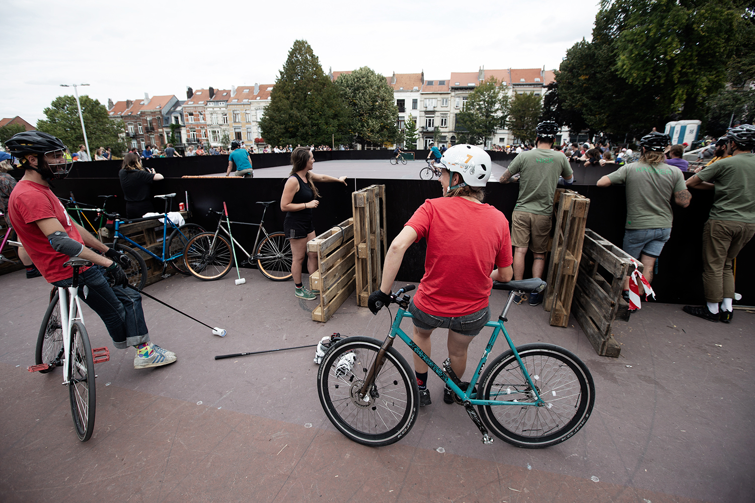 Brussels Bike Polo - Le Grand Royal 8 - 2019 by Laurent Orseau #18