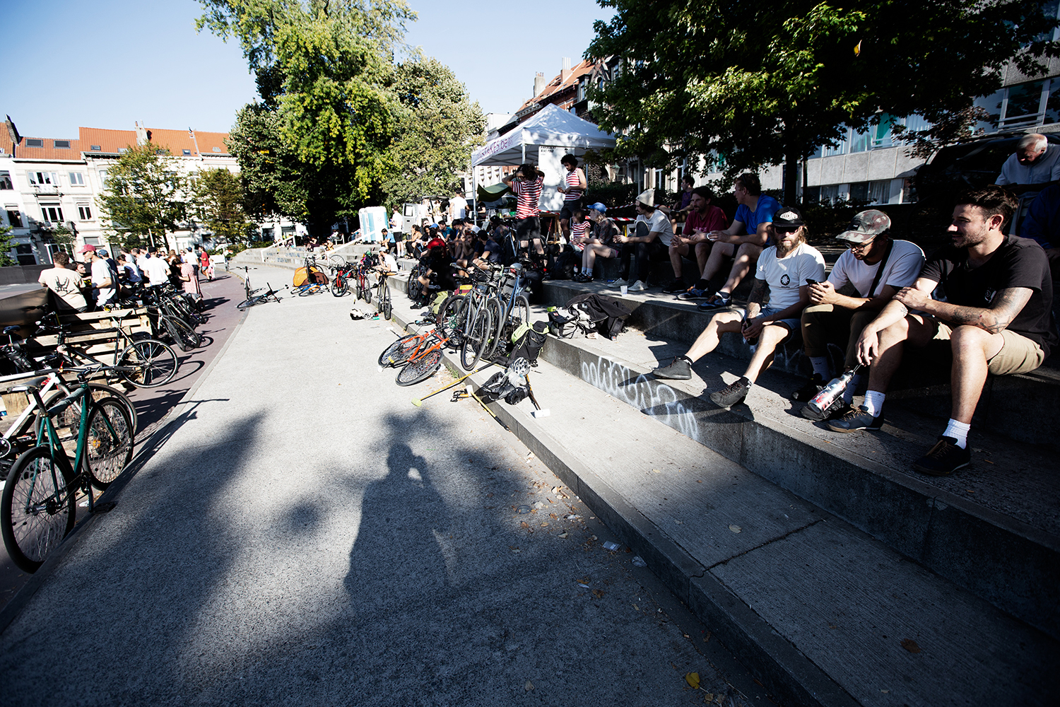 Brussels Bike Polo - Le Grand Royal 8 - 2019 by Laurent Orseau #21