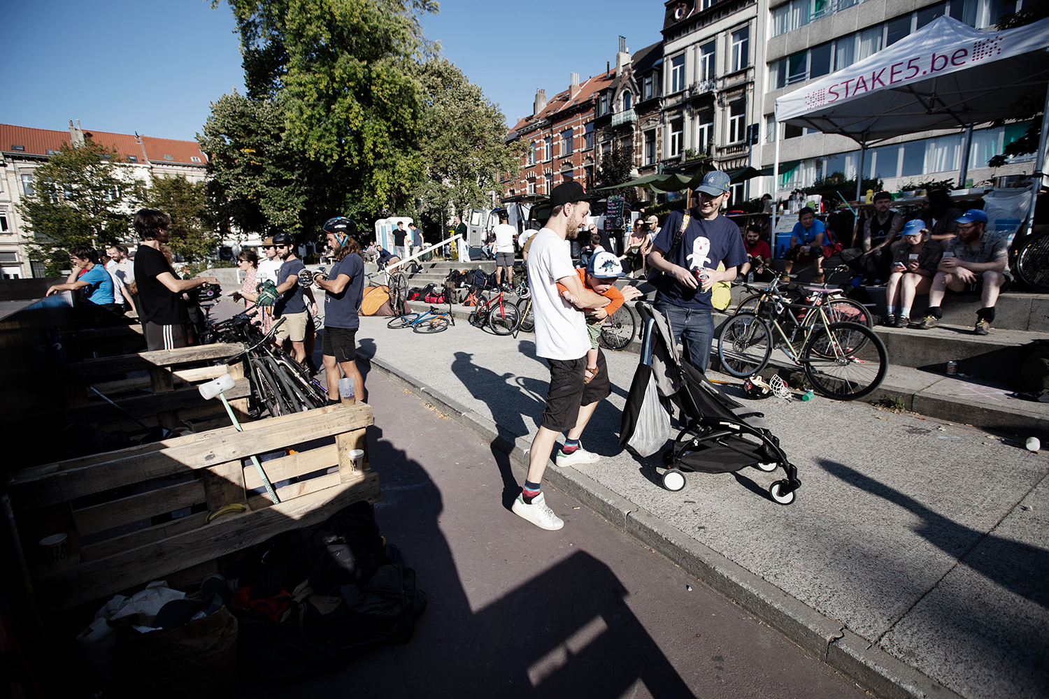 Brussels Bike Polo - Le Grand Royal 8 - 2019 by Laurent Orseau #22