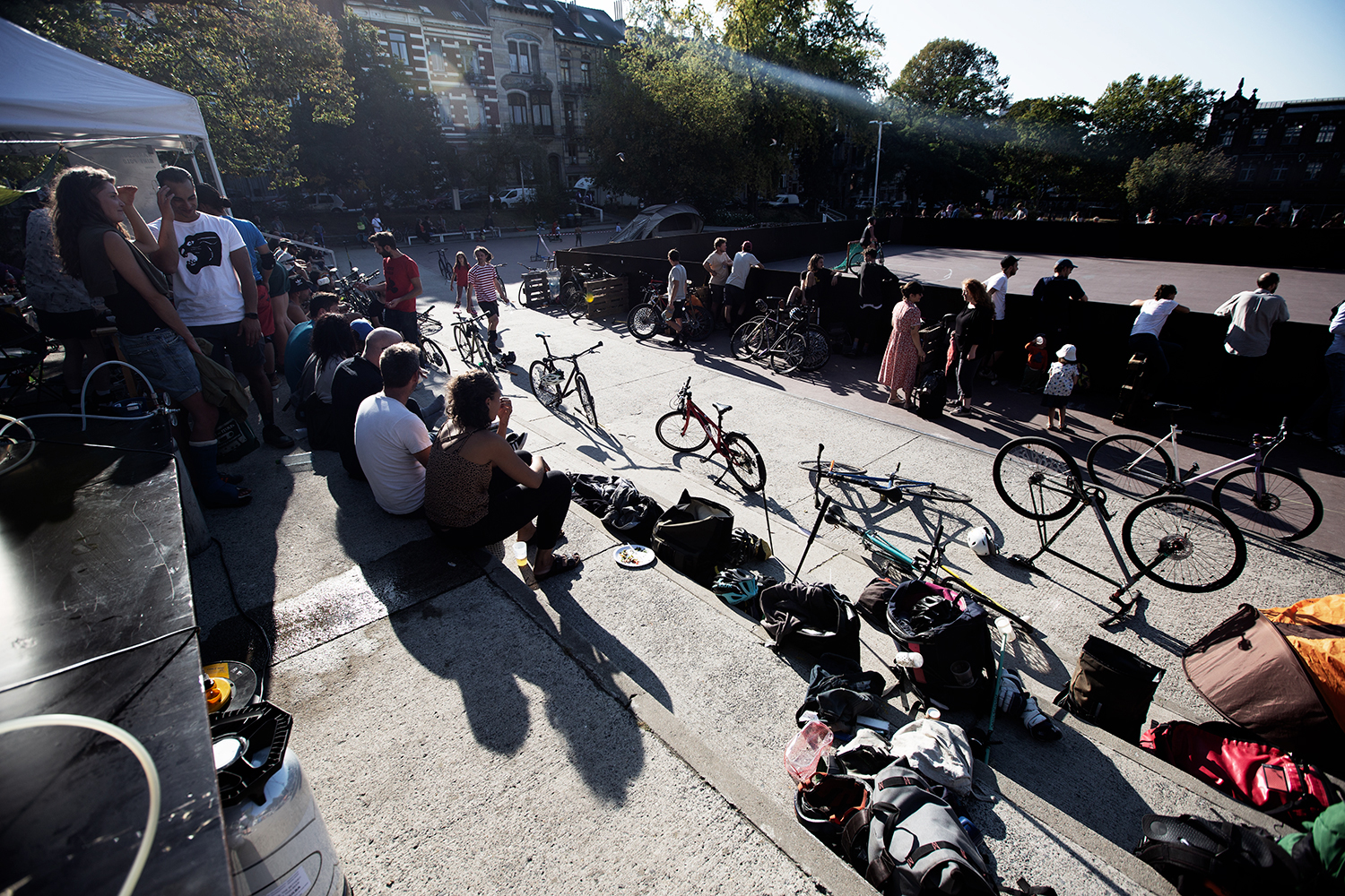Brussels Bike Polo - Le Grand Royal 8 - 2019 by Laurent Orseau #24