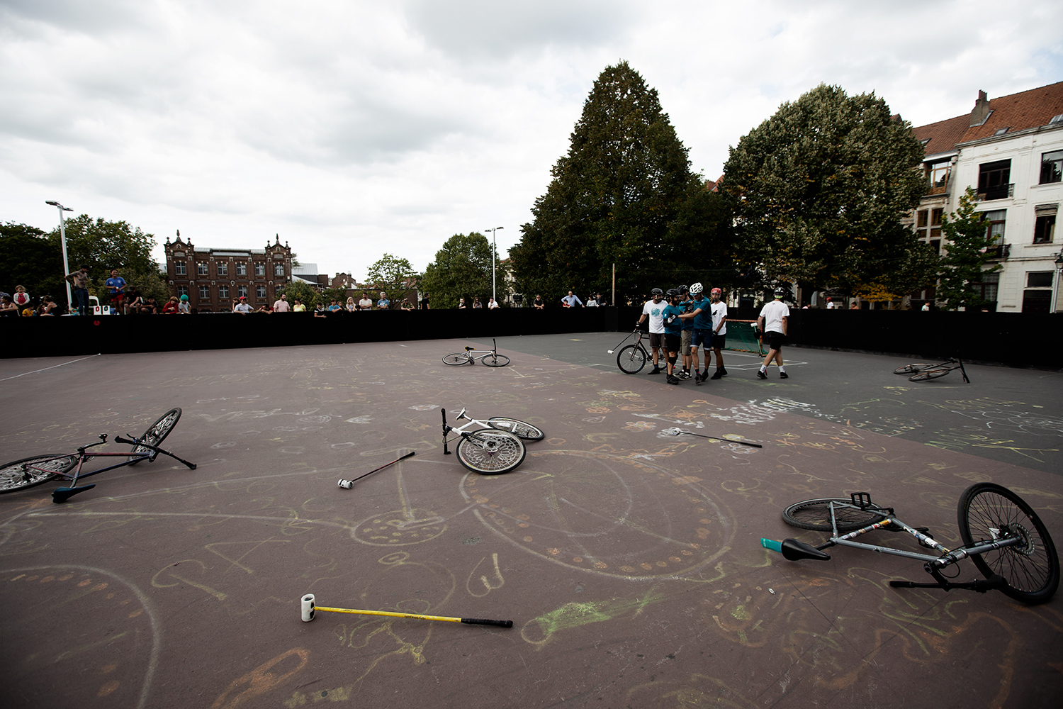 Brussels Bike Polo - Le Grand Royal 8 - 2019 by Laurent Orseau #29