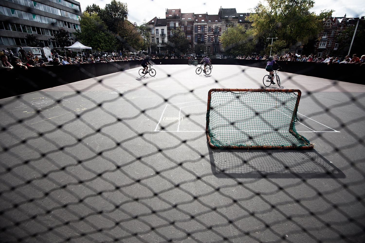 Brussels Bike Polo - Le Grand Royal 8 - 2019 by Laurent Orseau #30
