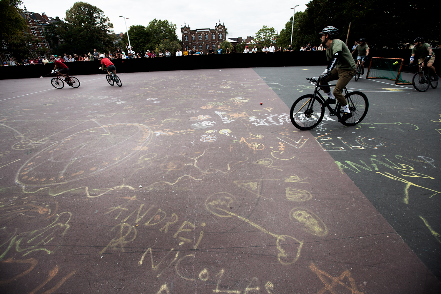 Brussels Bike Polo - Le Grand Royal 8 - 2019 by Laurent Orseau #31
