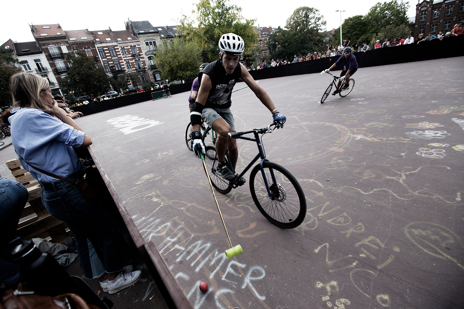 Brussels Bike Polo - Le Grand Royal 8 - 2019 by Laurent Orseau #32