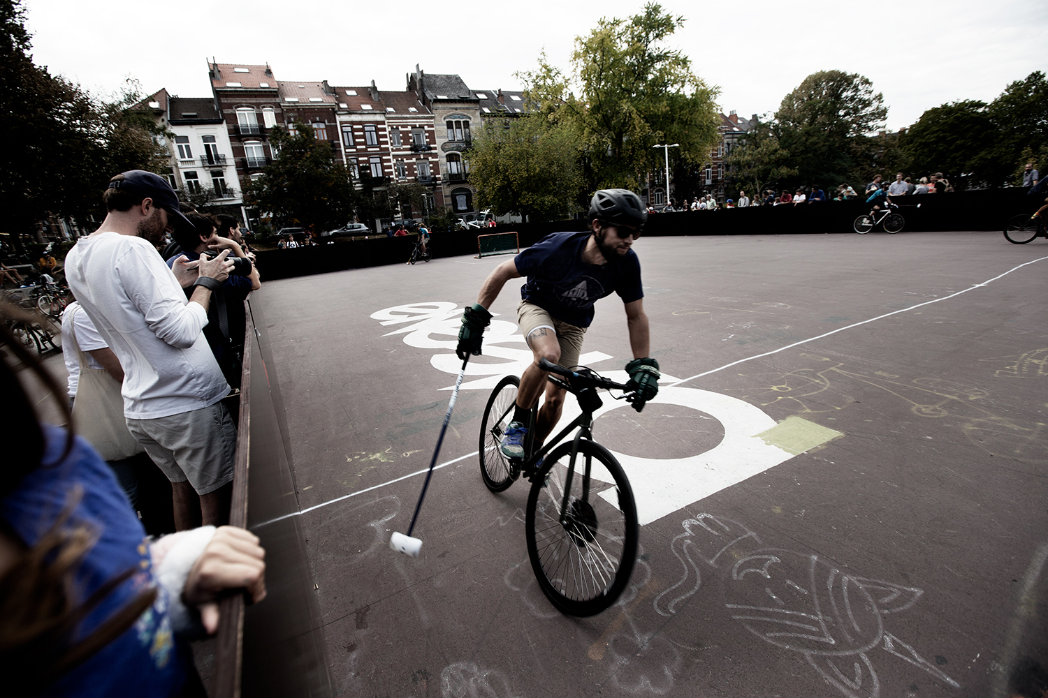 Brussels Bike Polo - Le Grand Royal 8 - 2019 by Laurent Orseau #33