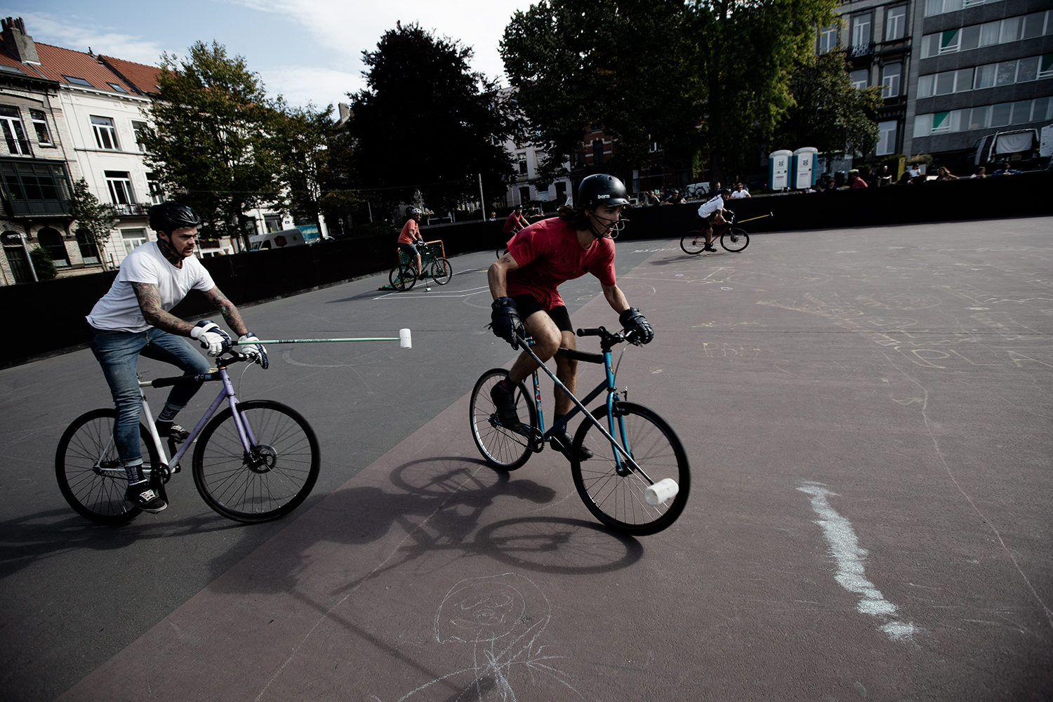 Brussels Bike Polo - Le Grand Royal 8 - 2019 by Laurent Orseau #34