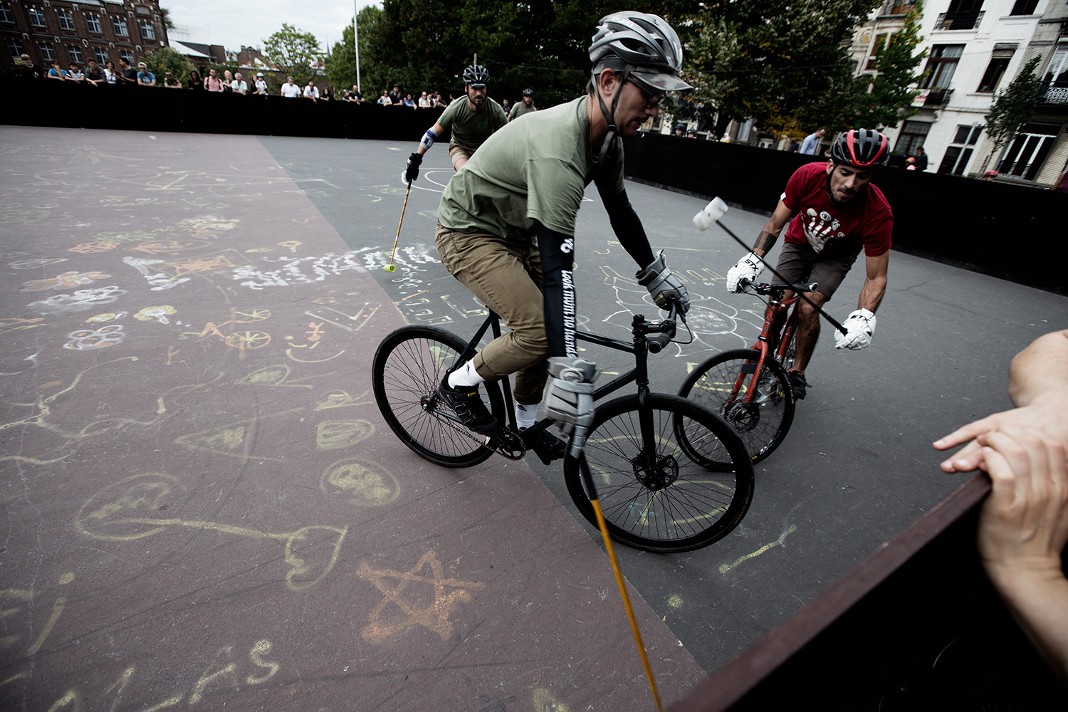 Brussels Bike Polo - Le Grand Royal 8 - 2019 by Laurent Orseau #35