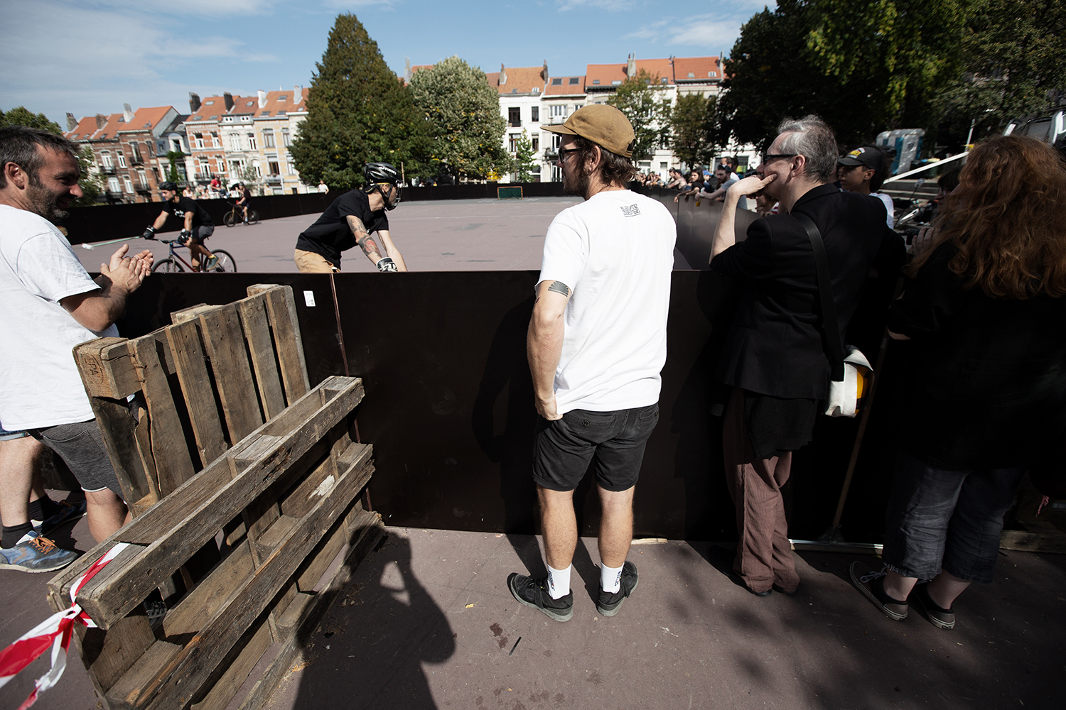 Brussels Bike Polo - Le Grand Royal 8 - 2019 by Laurent Orseau #4