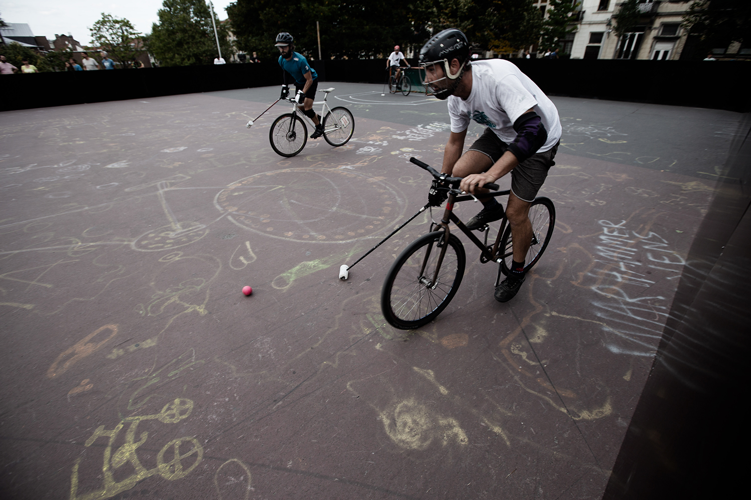 Brussels Bike Polo - Le Grand Royal 8 - 2019 by Laurent Orseau #44