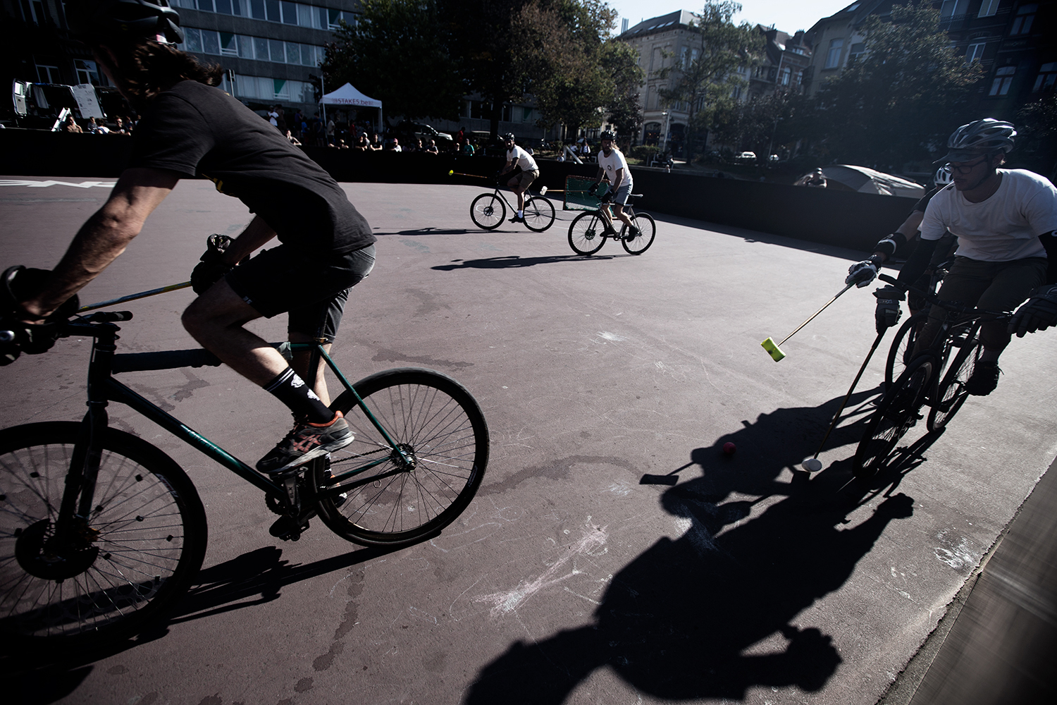 Brussels Bike Polo - Le Grand Royal 8 - 2019 by Laurent Orseau #45