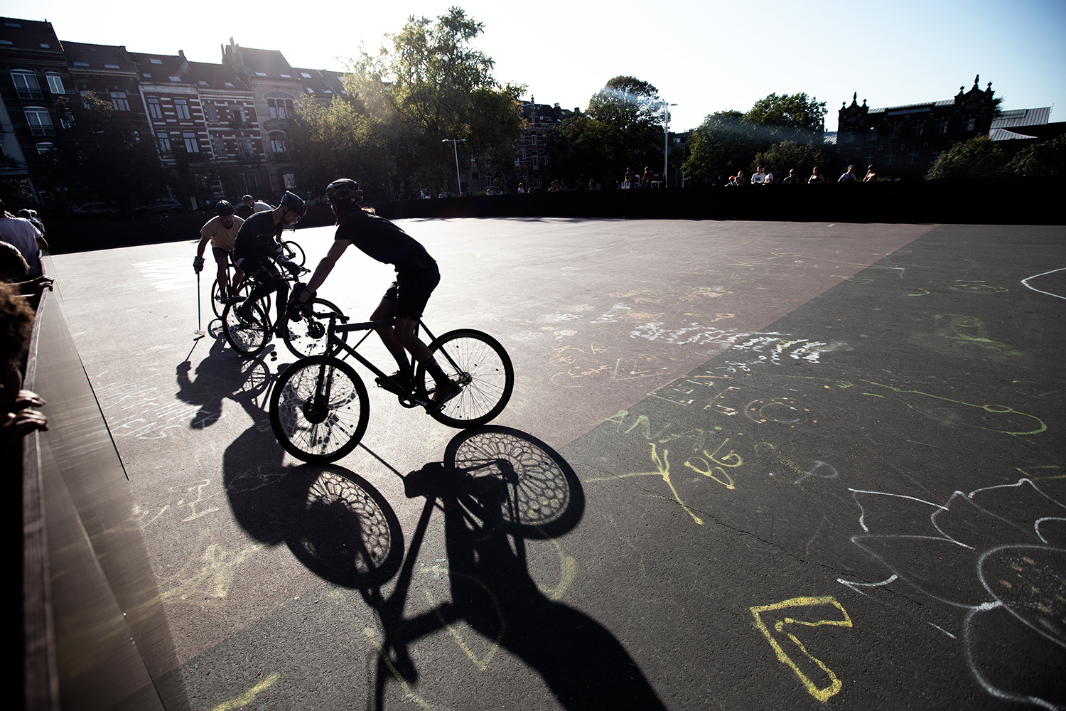 Brussels Bike Polo - Le Grand Royal 8 - 2019 by Laurent Orseau #46