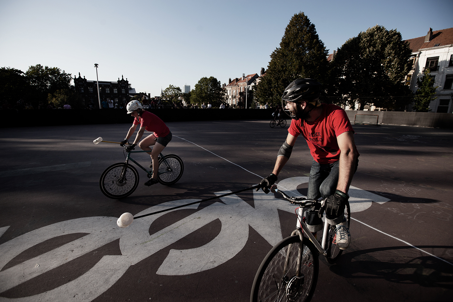 Brussels Bike Polo - Le Grand Royal 8 - 2019 by Laurent Orseau #47