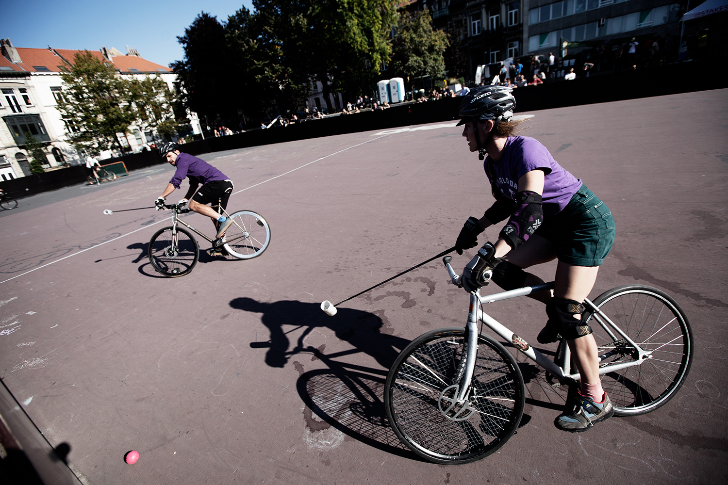 Brussels Bike Polo - Le Grand Royal 8 - 2019 by Laurent Orseau #48