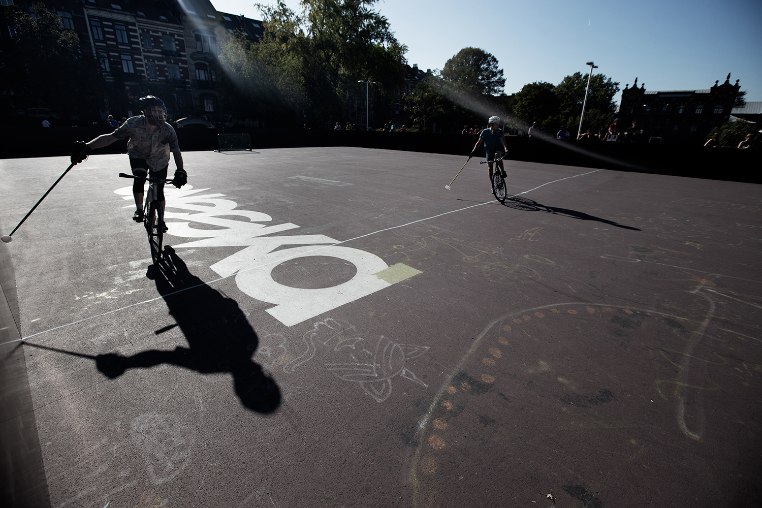 Brussels Bike Polo - Le Grand Royal 8 - 2019 by Laurent Orseau #49