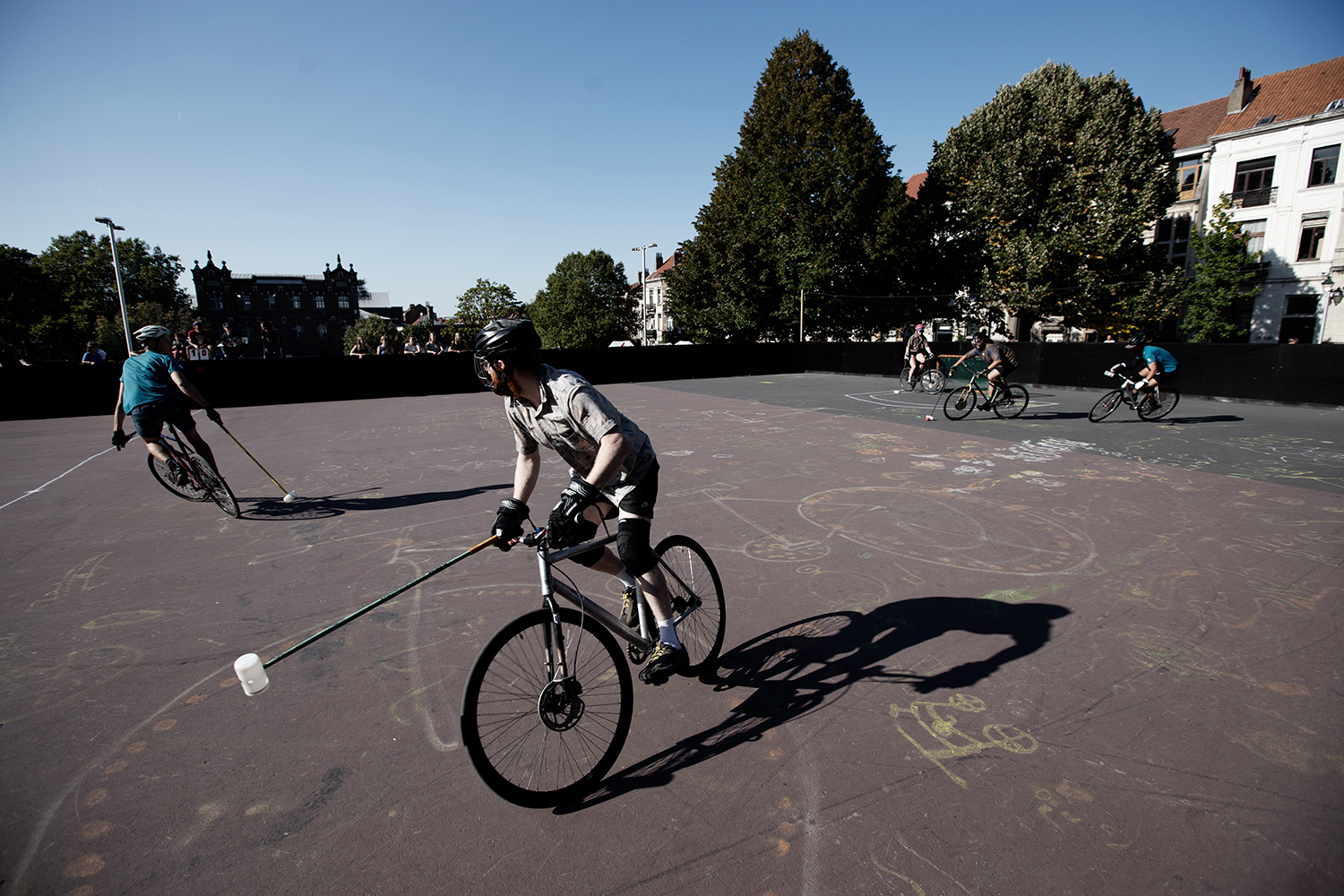 Brussels Bike Polo - Le Grand Royal 8 - 2019 by Laurent Orseau #51