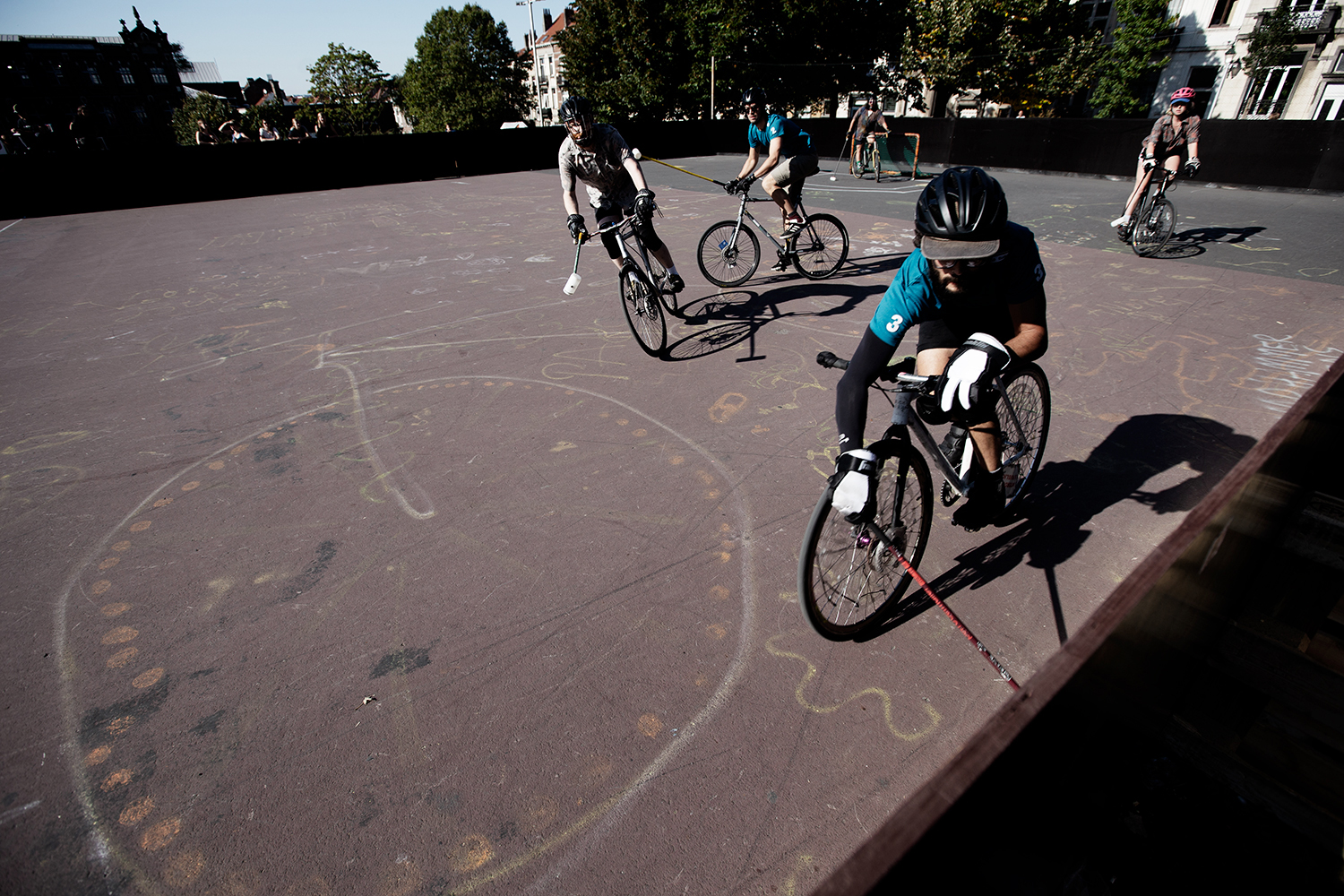 Brussels Bike Polo - Le Grand Royal 8 - 2019 by Laurent Orseau #52