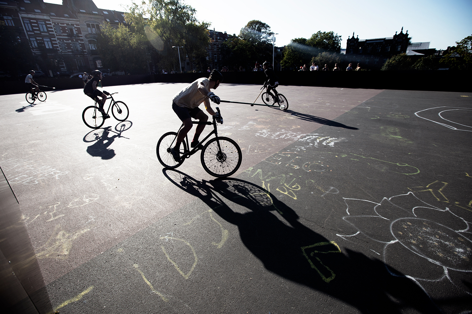 Brussels Bike Polo - Le Grand Royal 8 - 2019 by Laurent Orseau #53