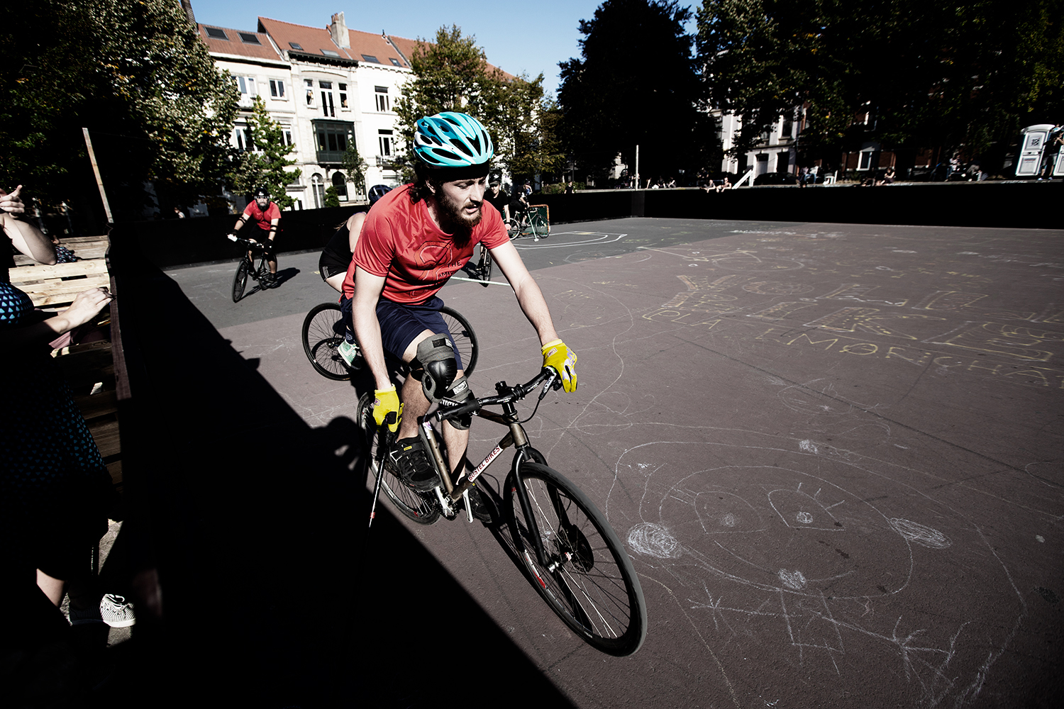 Brussels Bike Polo - Le Grand Royal 8 - 2019 by Laurent Orseau #54