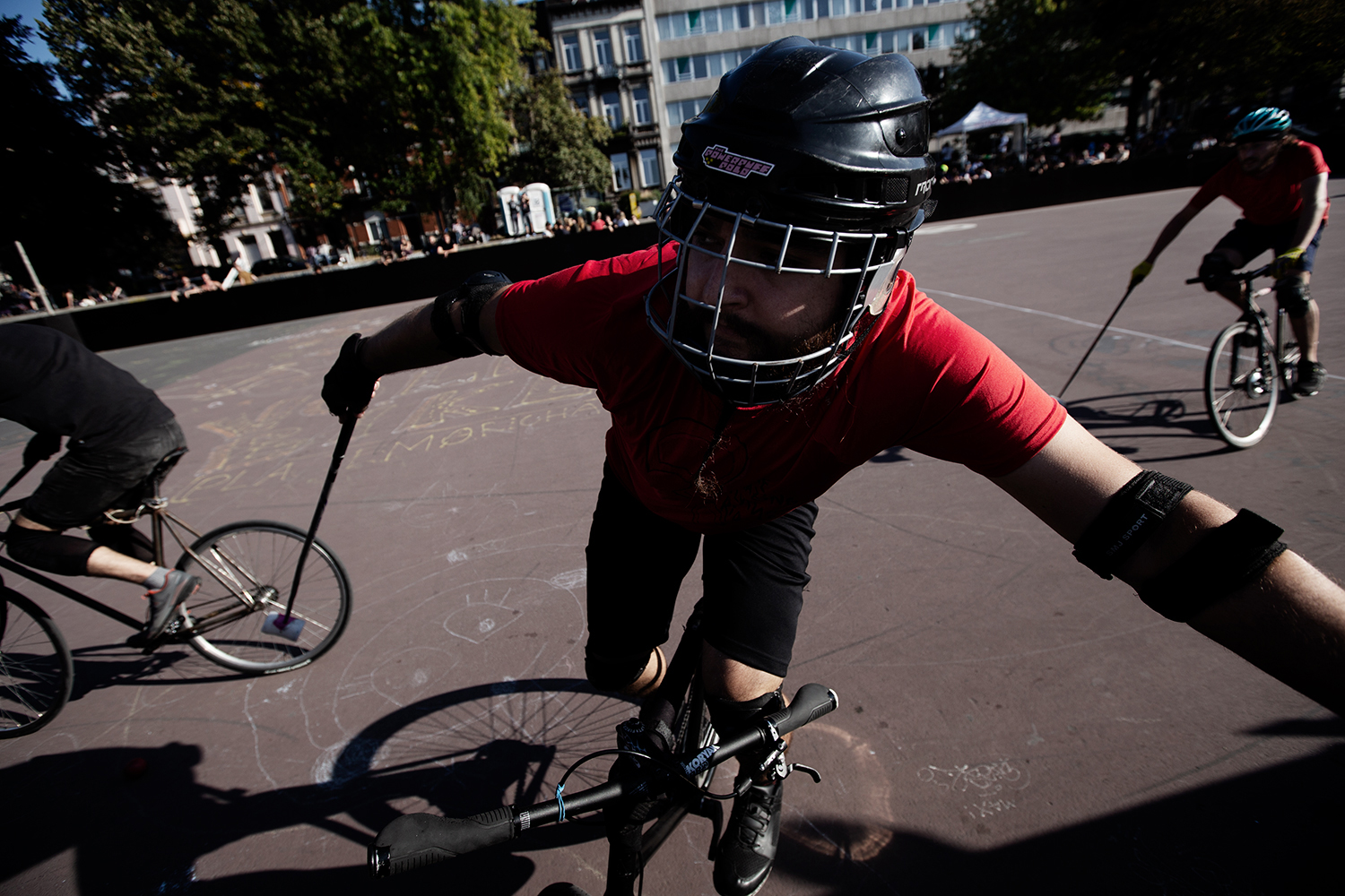Brussels Bike Polo - Le Grand Royal 8 - 2019 by Laurent Orseau #55