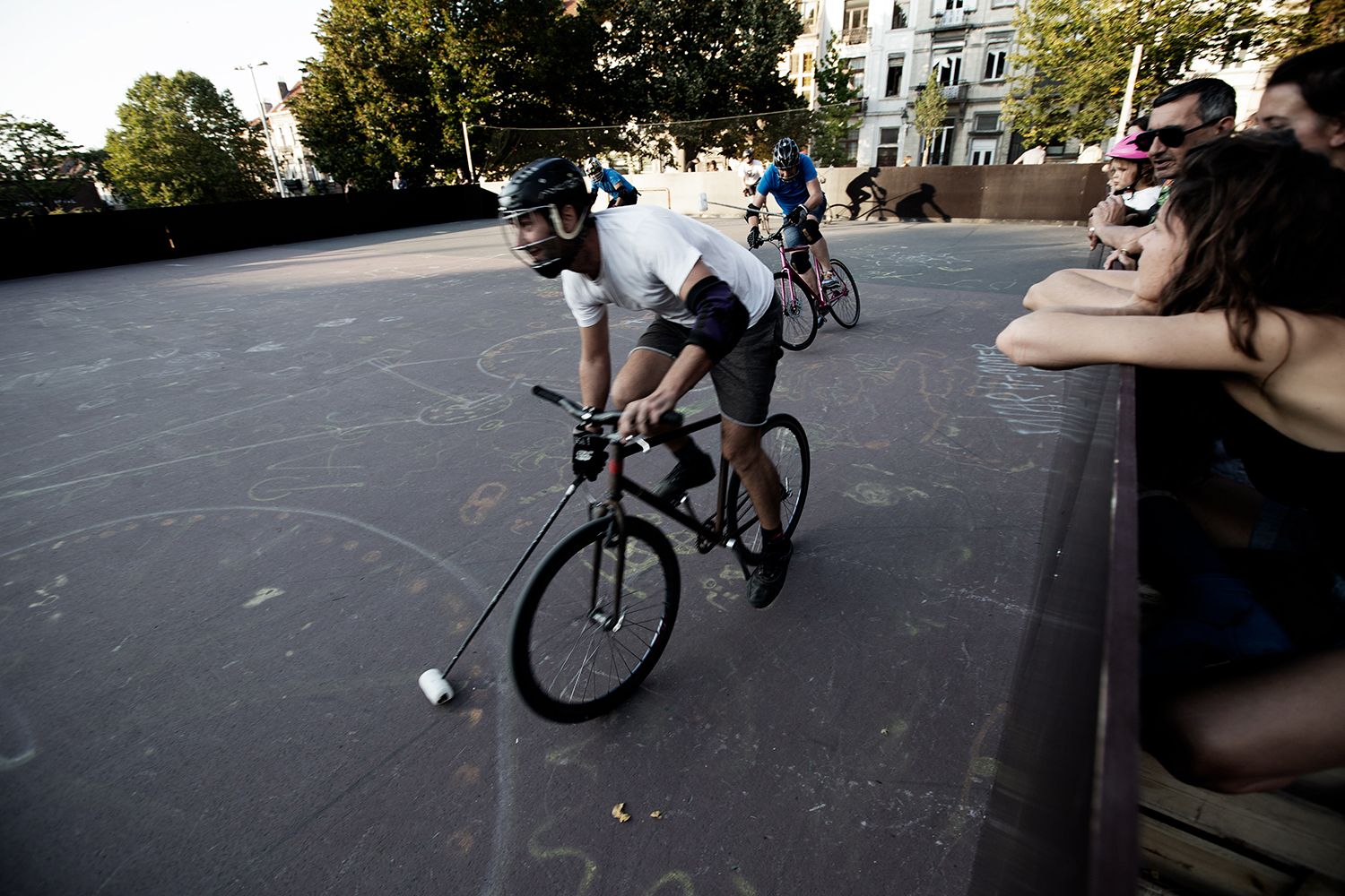Brussels Bike Polo - Le Grand Royal 8 - 2019 by Laurent Orseau #56