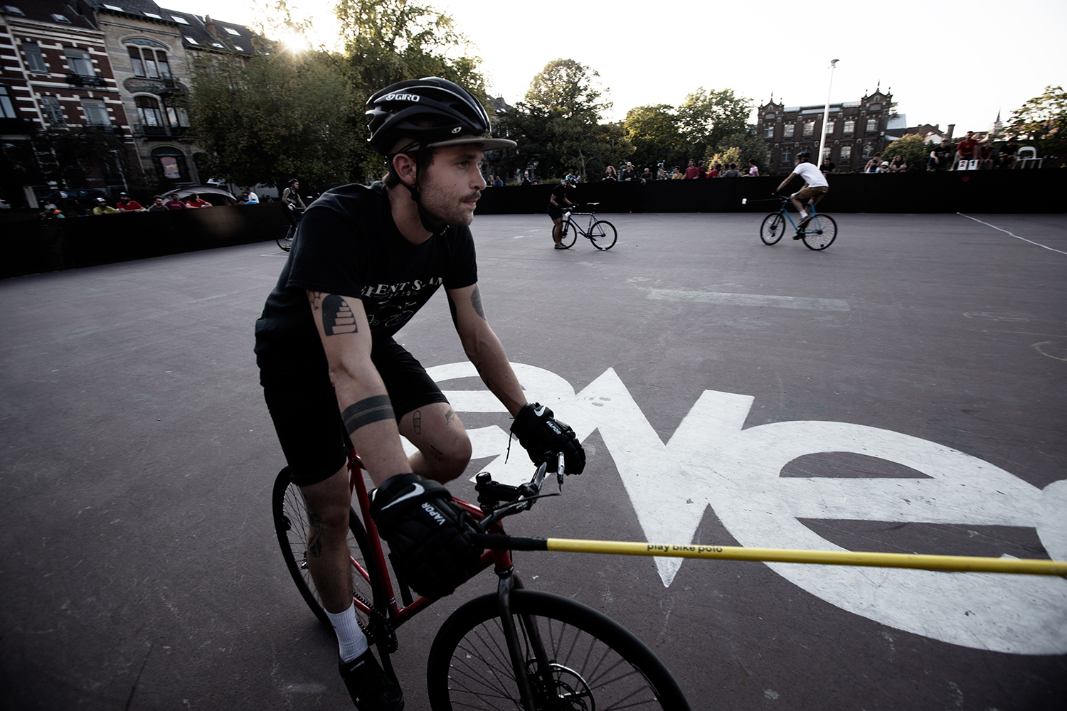 Brussels Bike Polo - Le Grand Royal 8 - 2019 by Laurent Orseau #57