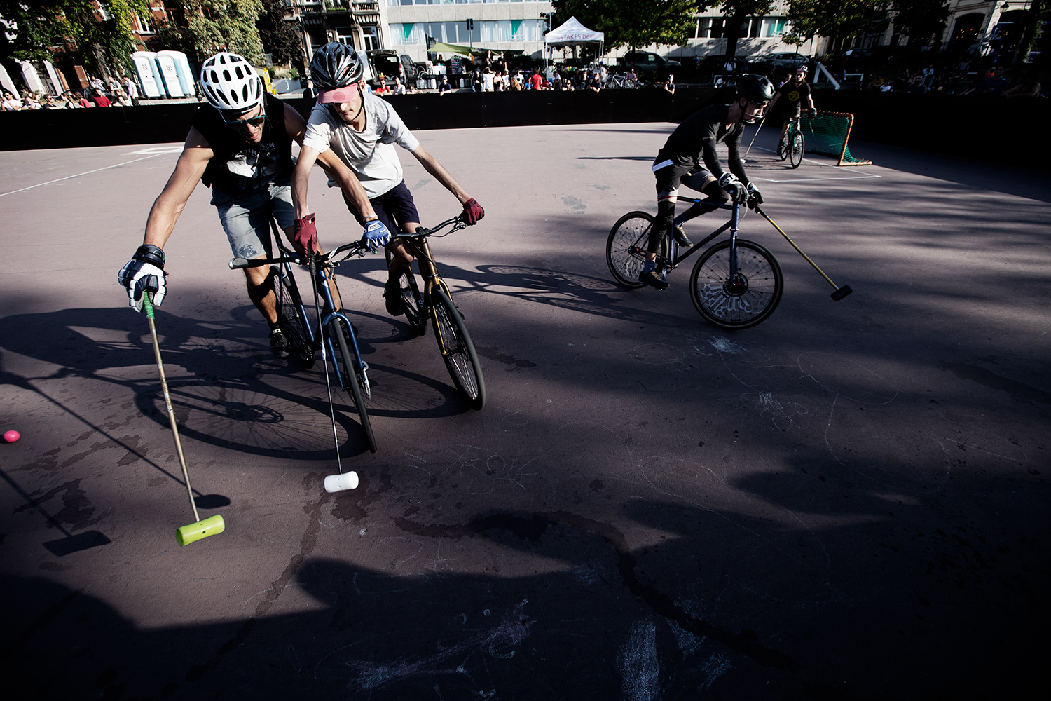 Brussels Bike Polo - Le Grand Royal 8 - 2019 by Laurent Orseau #59