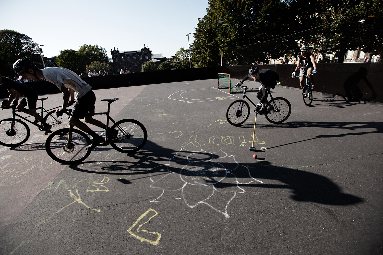 Brussels Bike Polo - Le Grand Royal 8 - 2019 by Laurent Orseau #60