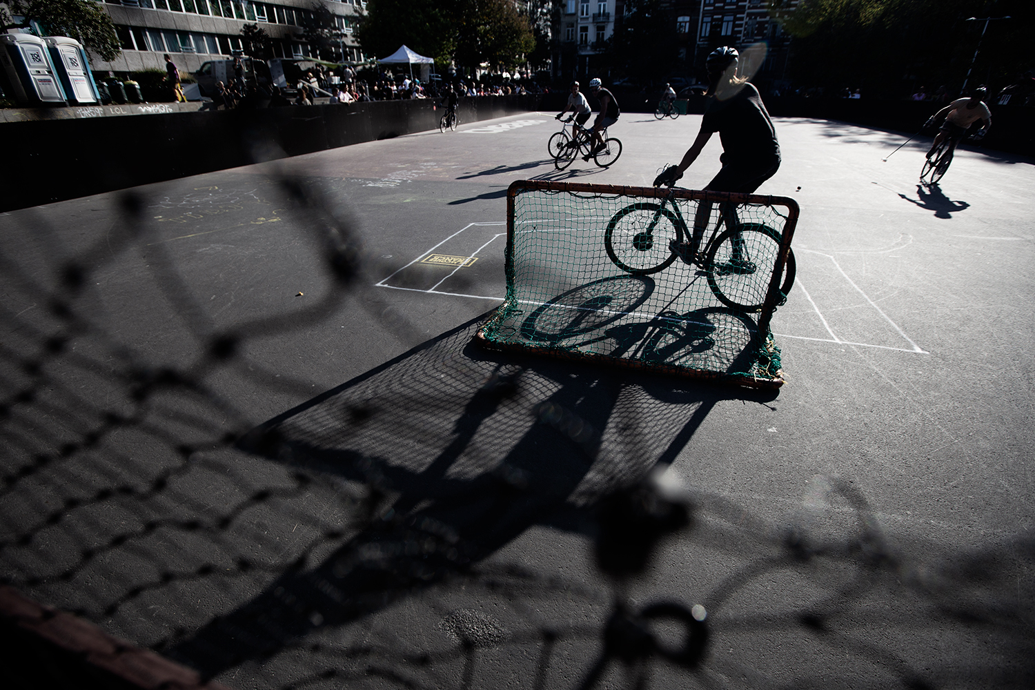 Brussels Bike Polo - Le Grand Royal 8 - 2019 by Laurent Orseau #61