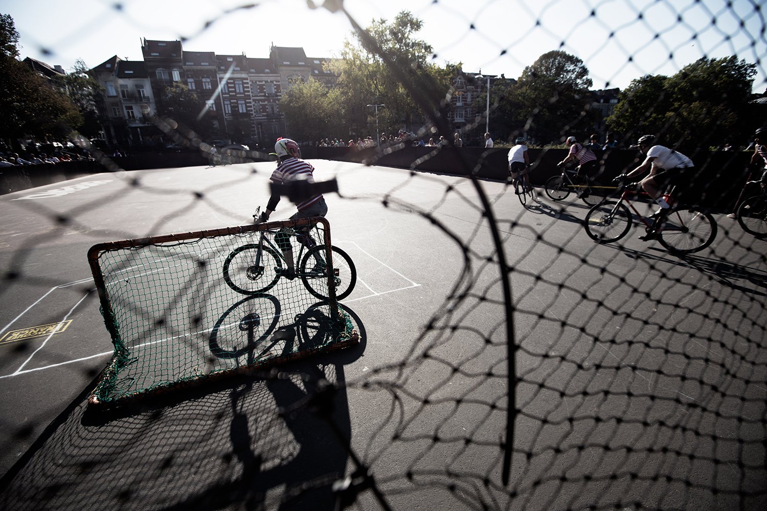 Brussels Bike Polo - Le Grand Royal 8 - 2019 by Laurent Orseau #63